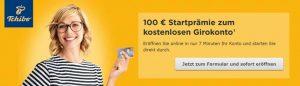 Commerzbank Tschibo-Aktion (100 Euro Startguthaben)